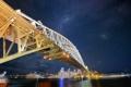 Картинка звезды, ночь, мост, город, Австралия, Сидней