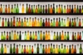 Картинка стекло, свет, Бутылки