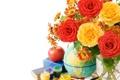 Картинка цветы, розы, petals