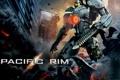 Картинка робот, фантастика, егерь, машина, меч, Тихоокеанский рубеж, Pacific Rim