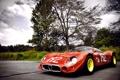 Картинка гонка, Alfa Romeo, болид, старая