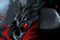 Картинка чудовище, art, Krampus, folklore