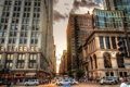 Картинка city, HDR, небоскребы, Чикаго, USA, Chicago, мегаполис