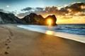 Картинка Пляж, вода, солнце