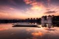 Картинка sunrise, Chinese, Garden