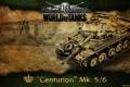 Картинка танк, Великобритания, танки, WoT, World of Tanks, Centurion MK. 5/6