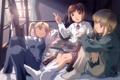 Картинка Аниме, Gunslinger Girl, Henrietta, Школа Убийц