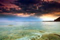 Картинка море, небо, пейзаж, природа