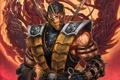 Картинка Игра, Воин, Маска, Смертельная Битва, Mortal Kombat, Scorpion, Экипировка