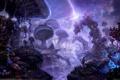 Картинка грибы, арт, J.P. Targete