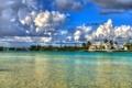Картинка облака, Jupiter, вода, Florida, Флорида