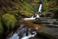 Картинка вода, природа, река, камни, водопад, национальный парк