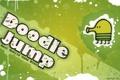 Картинка прыжки, джамп, jump, дудл, doodle, зеленый