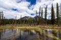 Картинка Канада, Альберта, Alberta, Canada, Sulphur Mountain
