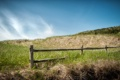 Картинка поле, забор, лето