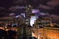 Картинка ночь, Бостон, night, Boston, Massachusetts, Массачусетс