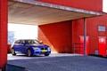 Картинка машина, BMW F20 - 118i, синяя, Sport Packet