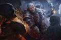 Картинка охота, witcher, CD Projekt RED, The Witcher 3: Wild Hunt, geralt, Geralt of Rivia, монстры