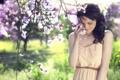 Картинка природа, сад, Actress, Miriam Polverino