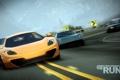 Картинка гонка, скорость, полиция, погоня, поворот, суперкары, McLaren MP4-12C
