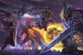 Картинка Warcraft, Sonya, diablo, arthas, sarah kerrigan, Sylvanas, Heroes of the Storm