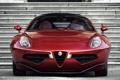 Картинка Alfa Romeo, автомобиль, красивый, Touring, красный, Disco Volante