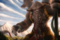 Картинка World of Warcraft, Warcraft, Hearthstone: Heroes of Warcraft, Cairne Bloodhoof