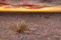 Картинка пляж, пейзаж, закат
