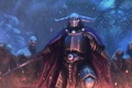 Картинка смерть, тьма, меч, воин, шлем, нечисть