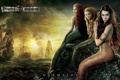 Картинка русалки, Mermaid, Pirates of the Caribbean On Stranger Tides, Пираты Карибского моря На странных берегах