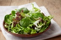 Картинка зелень, миска, зеленый салат