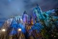 Картинка Hogwarts, Harry Potter, universal studios florida, Wizarding World