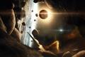 Картинка камни, планеты, корабли