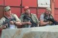 Картинка Сильвестр Сталлоне, Рэнди Кутюр, Джейсон Стэйтем, The Expendables 3, Неудержимые 3