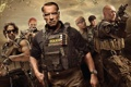 Картинка Monster, Арнольд Шварценеггер, Arnold Schwarzenegger, Grin, Сэм Уортингтон, Terrence Howard, Sugar