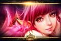 Картинка глаза, девушка, розовый, китай, игра, Perfect World