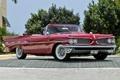 Картинка Кабриолет, Pontiac, Понтиак, передок, Convertible, 1959, Каталина