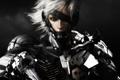 Картинка металл, робот, арт, парень, Raiden, Metal Gear Rising, Guilherme Gumption