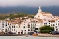 Картинка здания, Испания, набережная, Spain, Catalonia, Кадакес, Cadaques