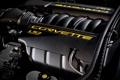 Картинка двигатель, логотип, мотор, Chevrolet, Corvette, авто фото, тачки
