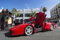 Картинка Enzo Ferrari, красный, Ferrari, supercar
