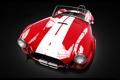 Картинка кобра, родстер, MK 3, front, by X-Raited Creations, красная, отражения