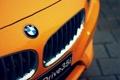 Картинка капли, бмв, BMW, 35i, орпнжевый
