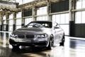 Картинка Concept, BMW, Машина, Серый, Серебро, Фары, Coupe