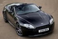 Картинка машина, Aston Martin, фары, Roadster, V8 Vantage, ракурс, N420