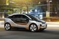 Картинка BMW, дорога, авто, 7-er, скорость, размытость