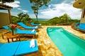 Картинка дом, океан, отдых, бассейн, relax, Costa Rica, Pool & Ocean View