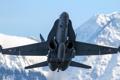 Картинка оружие, самолёт, FA-18E