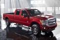 Картинка platinum, пикап, ford, свет, красный, джип, форд
