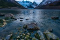 Картинка горы, озеро, камни, Аргентина